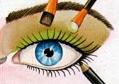 Occhi incavati